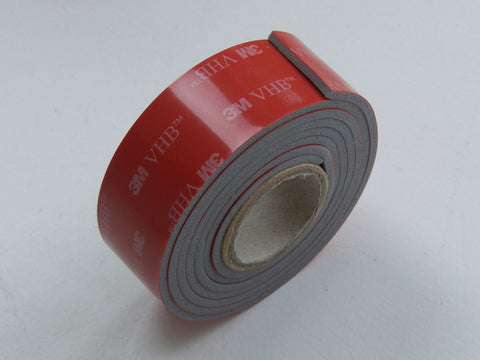 GoPro VHB adhesive mounting tape - 4991 tape - made by 3M