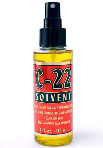 Walker Tape C-22 Citrus Solvent Remover Spray