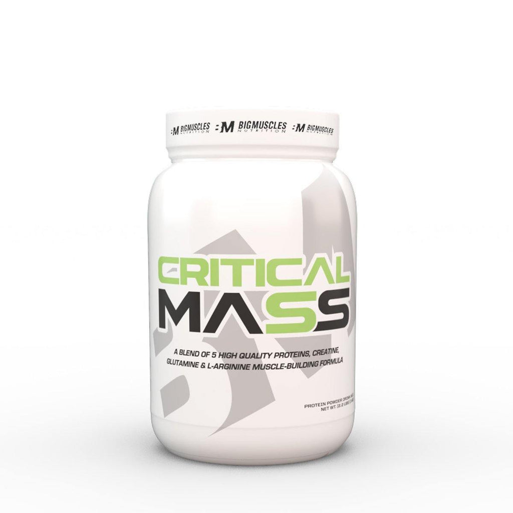 Critical Mass Gainer
