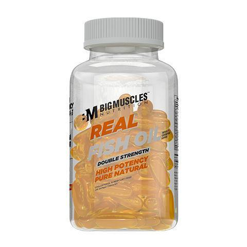 Fish Oil : Double stength