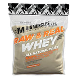 Organic Raw & Real Whey