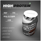 Real Mass gainer