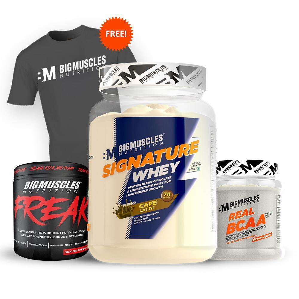 Ultimate Lean Bundle+Tshirt