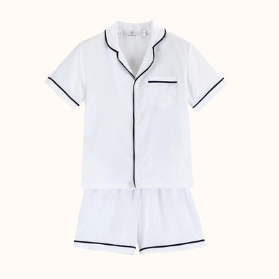 Kids Pyjama Set white