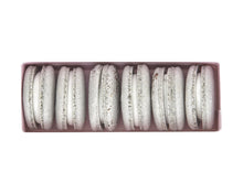 Load image into Gallery viewer, Plant Based Earl Grey Macarons