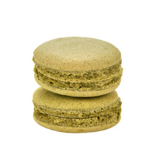 Load image into Gallery viewer, Plant Based Vegan Matcha Green Tea Macaron