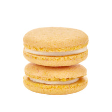Load image into Gallery viewer, Plant Based Vegan Orange Macarons