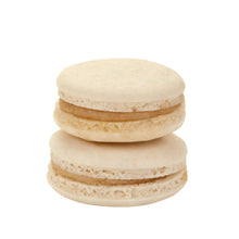 Load image into Gallery viewer, Plant Based Vegan Vanilla Macarons