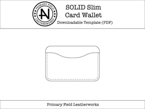 SOLID Template - Primary Field Leatherworks