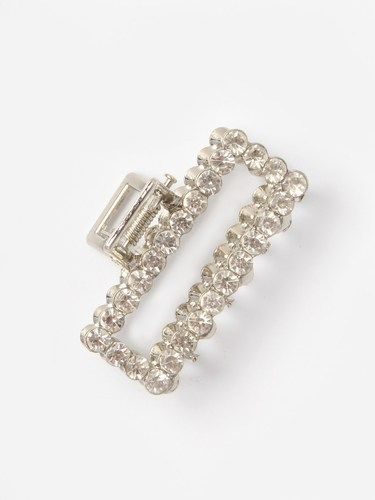 MINI CRYSTAL HAIR CLAMP
