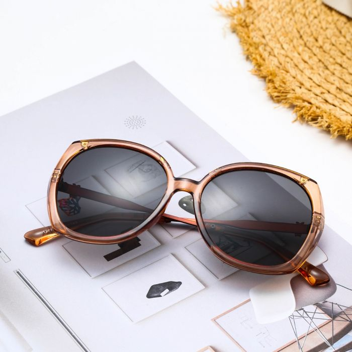SUNGLASSES OVERSIZED LITTLE BEE STYLE