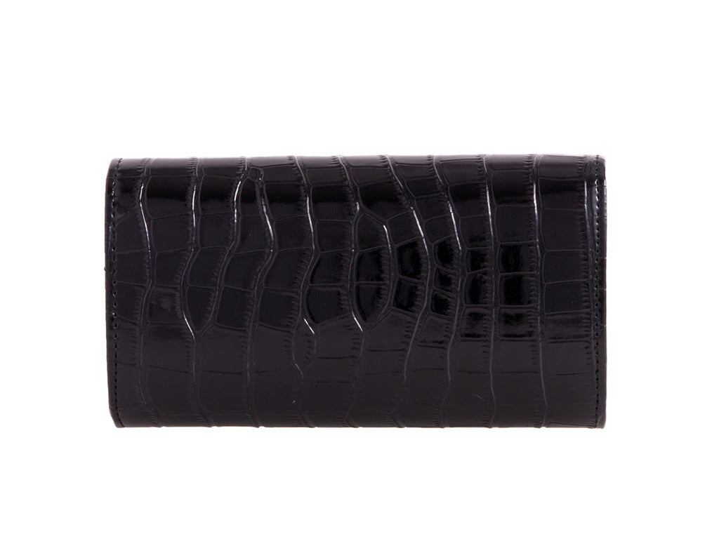 THE PERFECT PATENT CLUTCH BAG EB2647