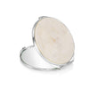 mother of pearl compact mirror