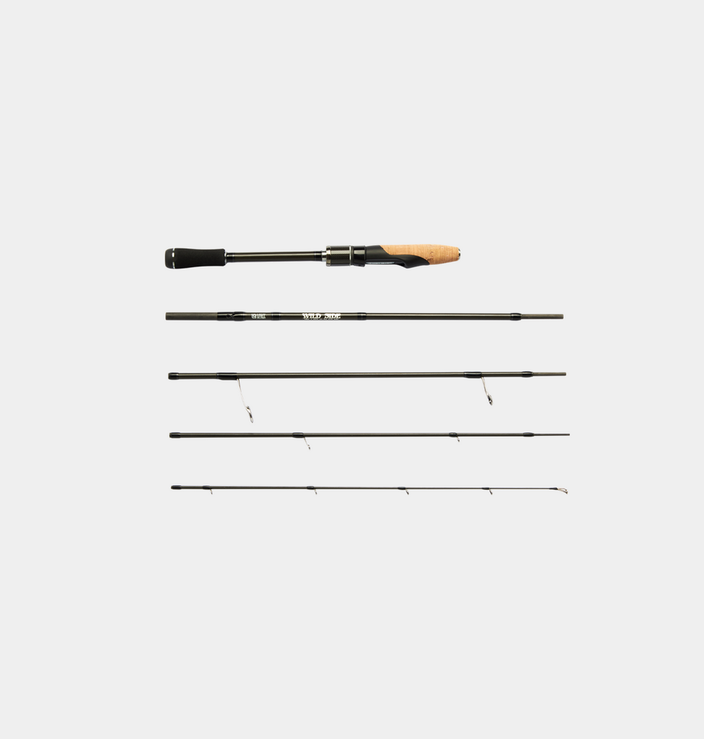 WILD SIDE 5 PIECE TRAVEL ROD