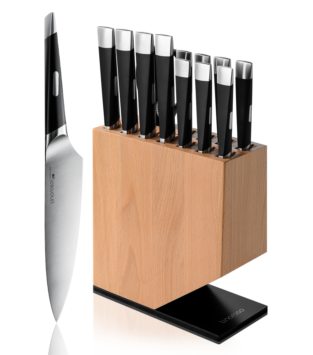 MAKO Knife Block Set of 12