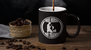 Service Dog Coffee Cup