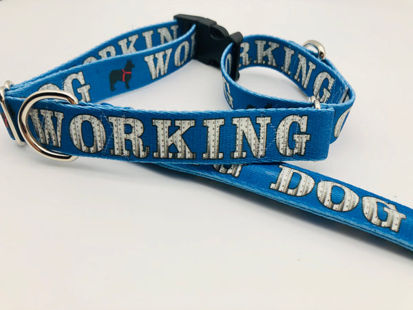 Working Dog Dog Collar
