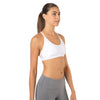 Core Sister Sports Bra - White