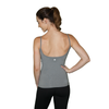 Ballet Bombshell Tank - Light Gray - FABB Activewear