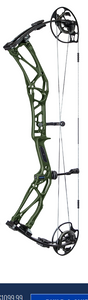 Elite Archery EnKore 70# RH OD Green