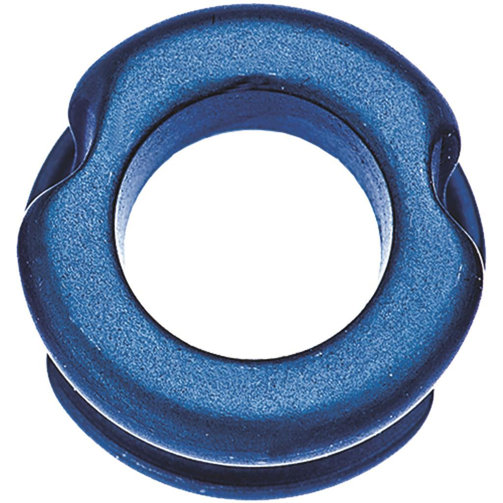 Pine Ridge Z38 Aluminum Peep Sight - Blue 1/4 in. 1 pk.
