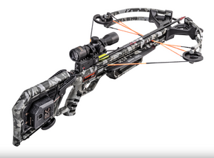 TenPoint Wicked Ridge Rampage 360 Crossbow Package with Acudraw Peak Camo