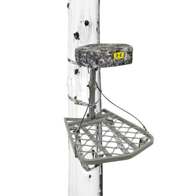 Hawk Treestands Helium Ultra Lite Aluminum Hang-On Stand