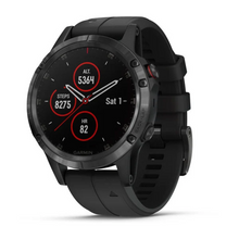 Load image into Gallery viewer, Garmin Fenix 5x Plus Watch Sapphire Edition