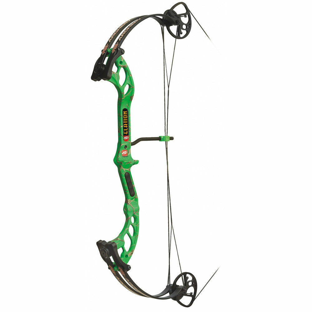 PSE Elation, Right Hand, Green, 40