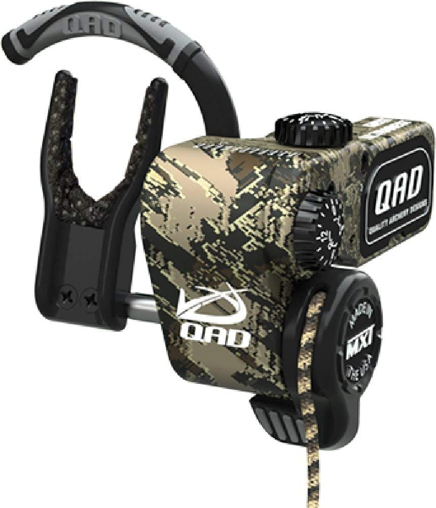 QAD Ultrarest MXT Optifade Open Country RH