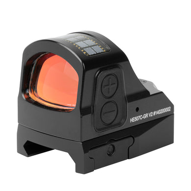 Holosun HE507C-GR V2, Multi-Reticle Green Dot Sight