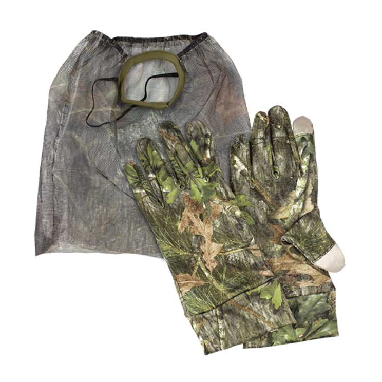 The Grind Face Mask & Glove Combo Pack