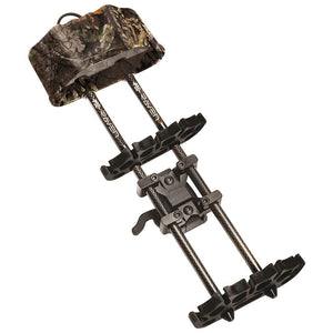 PSE Raven 5 Arrow Quiver Mossy Oak Country Camo
