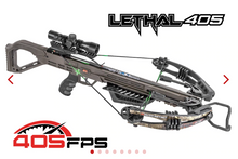 Load image into Gallery viewer, Killer Instinct Lethal 405 Crossbow Pro Package