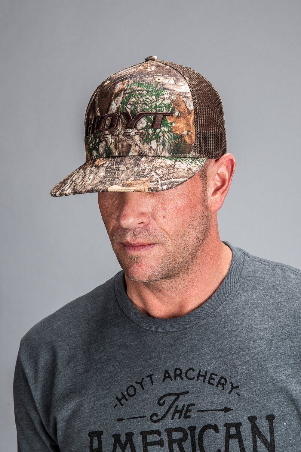 Hoyt Chiseled Edge Hat