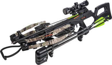 BearX Intense Veil Stoke Crossbow Package