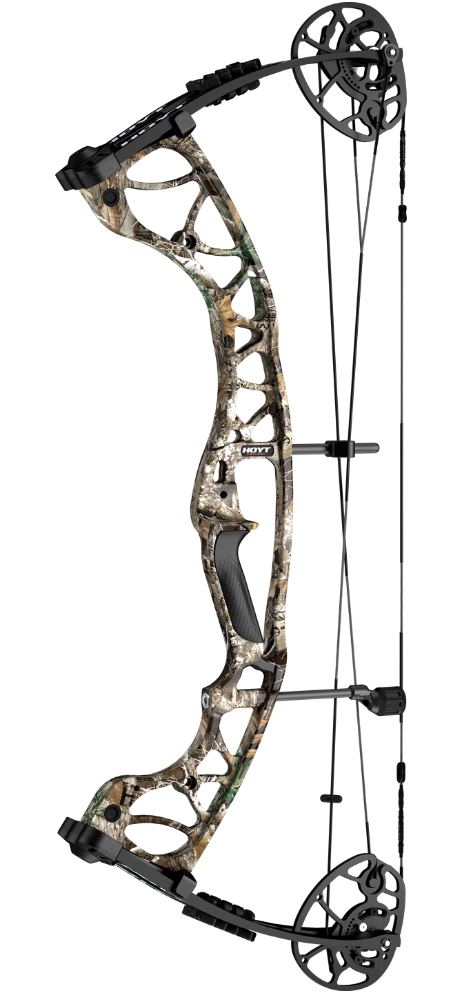 Hoyt Torrex Compound Bow RH Realtree Edge 70#