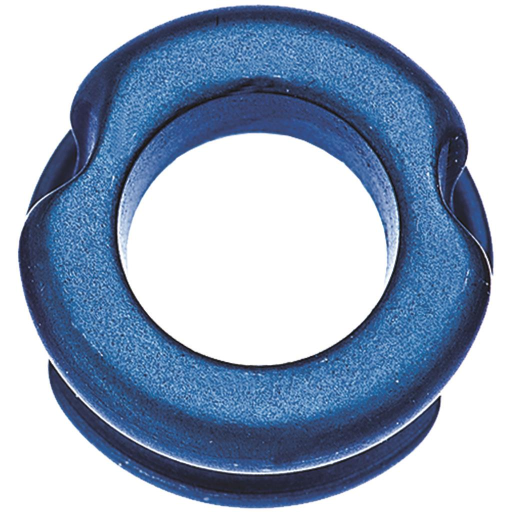 Pine Ridge Z38 Aluminum Peep Sight - Blue 3/16 in. 1 pk.