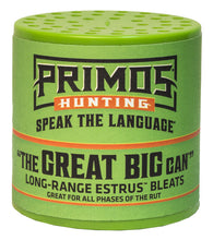 Load image into Gallery viewer, Primos Hunting The Great Big Can Estrus Bleat