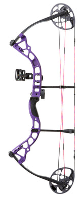 Diamond Prism Bow Package RH Purple