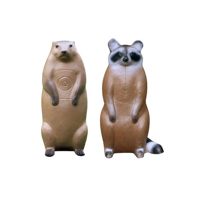 BIGshot Pro Hunter Raccoon & Groundhog Combo Pack