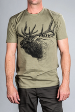 Load image into Gallery viewer, Hoyt Special Draw Bull Elk T-Shirt
