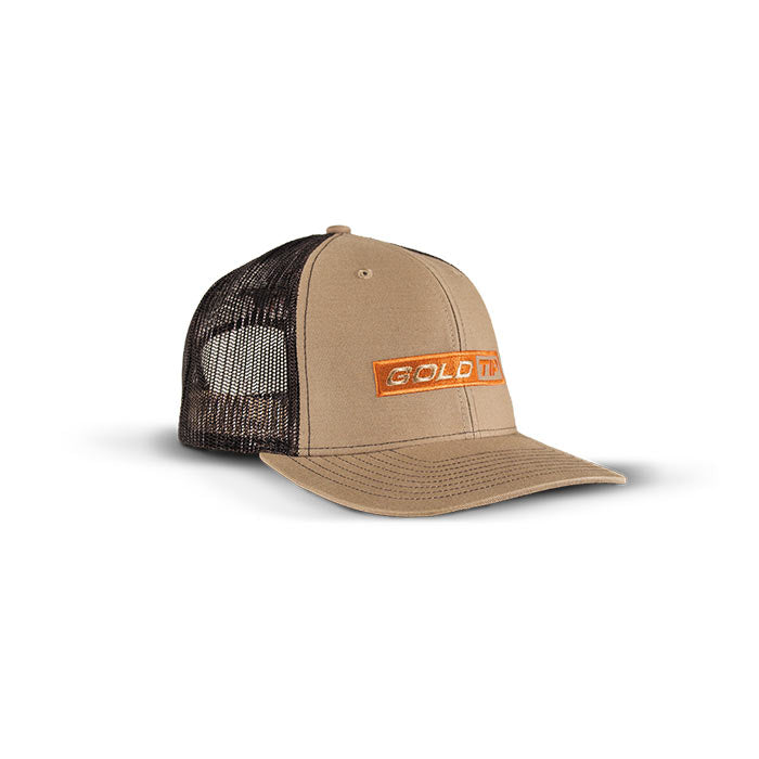 Gold Tip Tan/Brown Hat