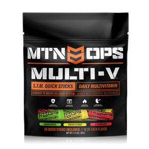 MTN OPS STM Quick Sticks Daily Multi-vitamin