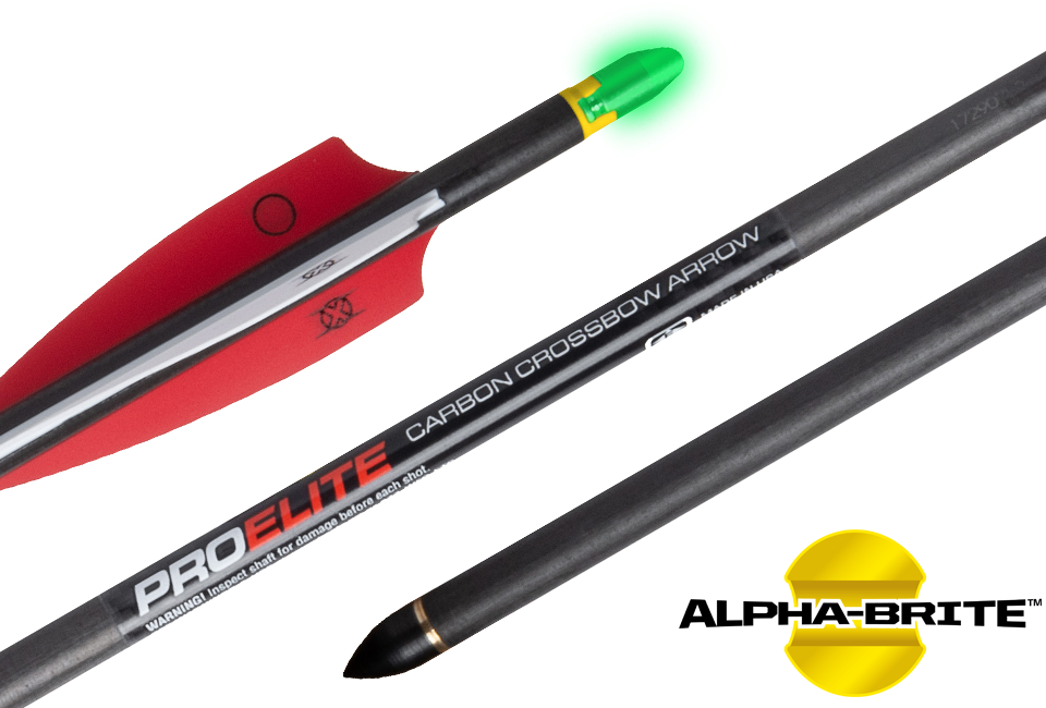 TenPoint Pro Elite 2.0 Lighted Alpha Nock 20