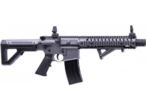 Crosman DPMS SBR Full Auto BB Gun Gray