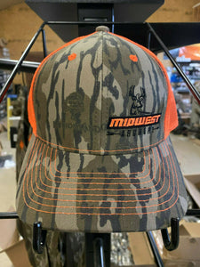 Midwest Archery Bottomland Camo Hat