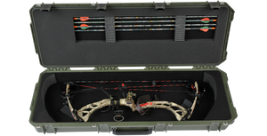 SKB iSeries 4214 Bow Case Olive Drab