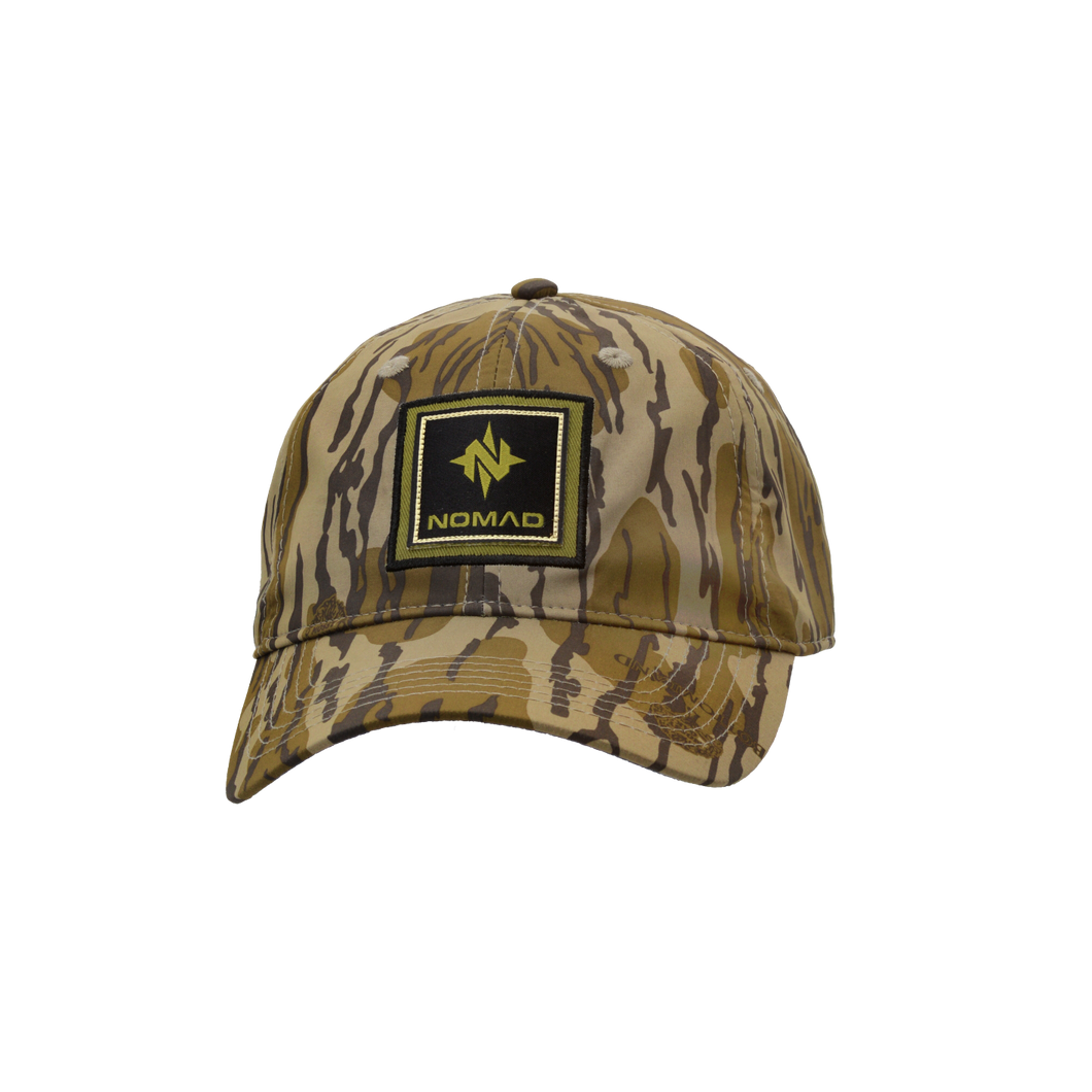 Nomad Woven Patch Hat Mossy Oak Bottomland