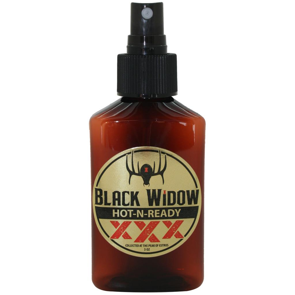 Black Widow Hot-N-Ready XXX Deer Lure Northern 3 oz.